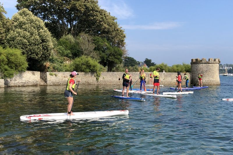 article-Les bienfaits du Stand Up Paddle